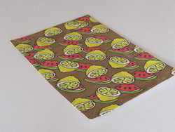 Printed Fushing Mat