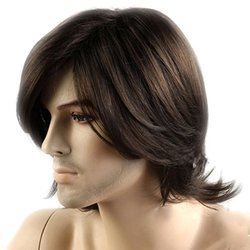 Filament Hair Wigs for Men