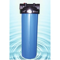 20 inch Bag Blue Filter Housing