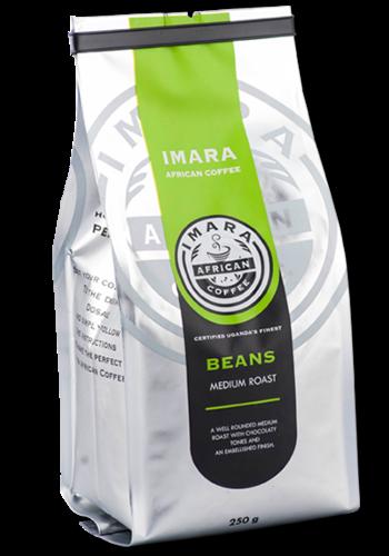 Imara African Coffee and Titan Roaster's Afrikano Coffee Wholesale