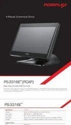 Posiflex Window POS, Model Name/Number: 3316E