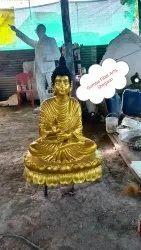 Frp Fiber Buddha Statue