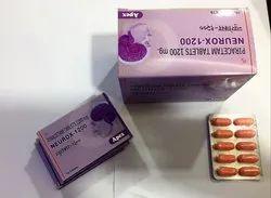 Piracetam 1200 mg Tablet, Packaging Type: Strips