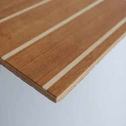 Brown Deck Board