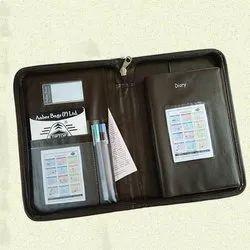 TIPTOP Zipper Zip Folder, For Office, Packaging Type: Poly Bag