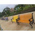 MS-CI Garden Bench