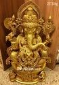 Vinayaka Brass Ganesh