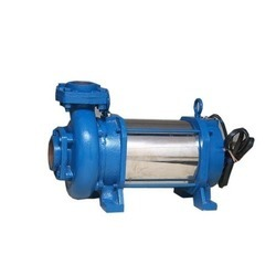 Stainless Steel Single Phase Mini Open Well Pump
