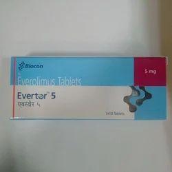Evertor 5 Tablets