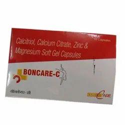 Critocare Magnesium Softgel Capsule