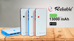 Reliable P-033 Power Bank Percent