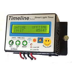 Astronomical Street Light Timer With HV-LV Cutout