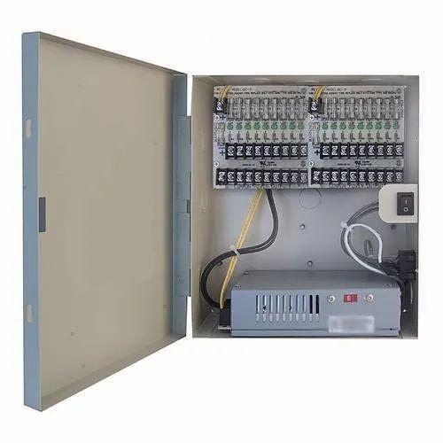 Mild Steel Distribution Box, IP Rating: IP40