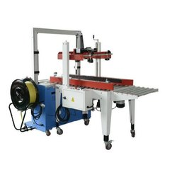 Top Flap Folding Carton Sealing Machine