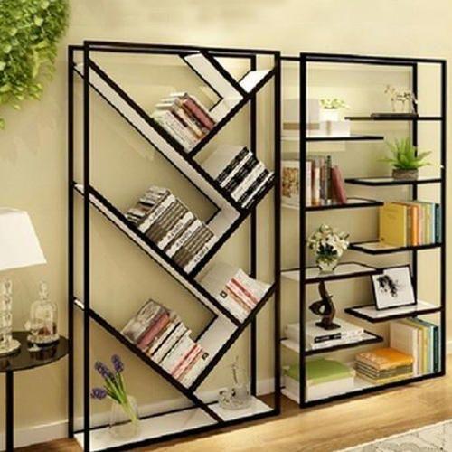 Black Wrought Iron Book Rack Sr Handicraft Id 18364985155