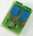 12V Relay Board Two Channel