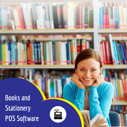 Books And Stationery Billing Software