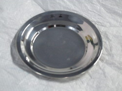 SS Tiffin Plate