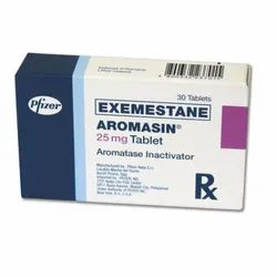 Aromasin 25 Mg Exemestane Tablet