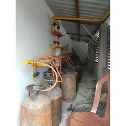 LPG Gas Pipeline Fitting Service
