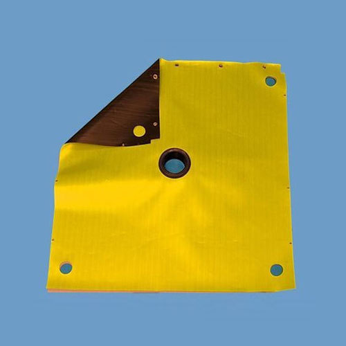 PP BF Filter Press Fabric, Thickness: 1 5-5 Mm | ID: 14361505155