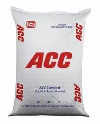 53 Grade OPC ACC Cement