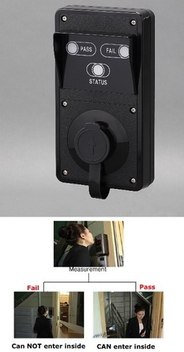 Alcoscan EBS-010 Access Control Breathalyzer