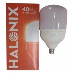 Cool daylight 40W Halonix LED Bulb, Base Type: B22 ,Voltage: 220 - 240 V