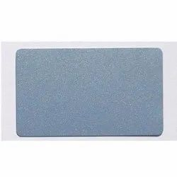 Blue Silver Aluminium Composite Panel