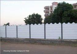Rcc Residental Boundary Wall