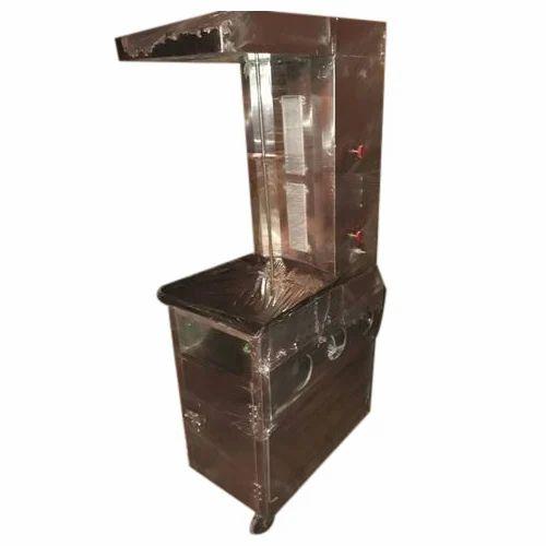 Electric Shawarma Machine, शवर्मा मशीन - Mahakaleshwar ...