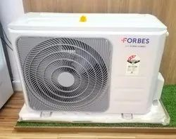 White Forbe Forbes Outdoor Air Conditioner