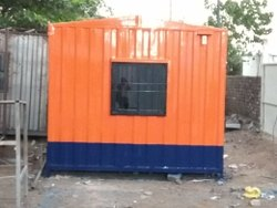 Movable Prefabricated Cabin