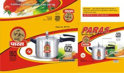 PARAS Pressure Cooker