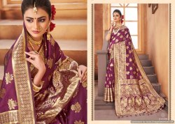 Party Wear Printed Designer Silk Saree, Length: 6.3 m (With Blouse Piece)