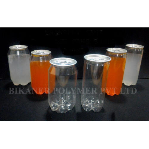 Beverage Filling PET Cans