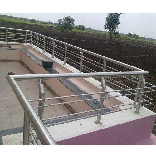 Stainless Steel Balcony Railings At Rs 350 Square Feet Stainless Steel Balcony Railing Id 14983520488