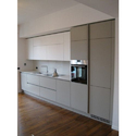 Straight Plywood Modular Kitchen