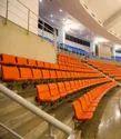 Indoor HDPE Bucket Type Stadium Seats