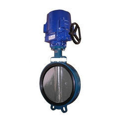 Gun Metal Motorized Butterfly Valve