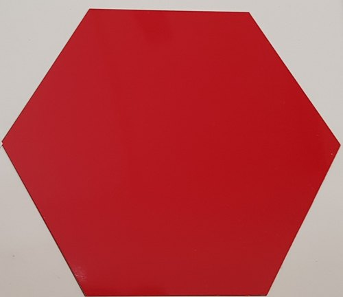 Wd 303 Glossy Red Acp Sheets