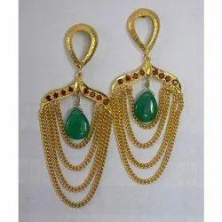 925 Sterling Silver Gemstone Earring Jewelry