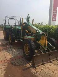 Mild Steel Jondeer 75 HP Grader Tractor