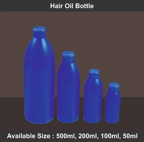Hair Oil Bottle