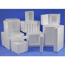 Thermocol Ice Storage Box, Thickness: 20-30 mm, Capacity: 5-10 Kg