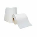 White Toilet Paper Roll, For Home, Hotel Etc, 80-100 Gsm