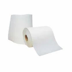 White Toilet Paper Roll, For Home,Hotel etc, 80-100 Gsm