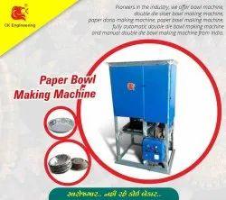 Silver Bowl Making Machine