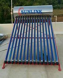 Freestanding Solar Water Heater