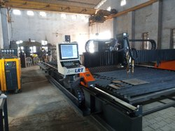 High Definition CNC Plasma Cutting Machines